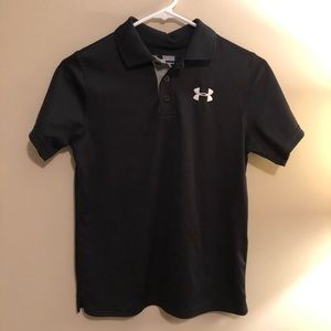 BOYS Under Armour Loose fit athletic polo